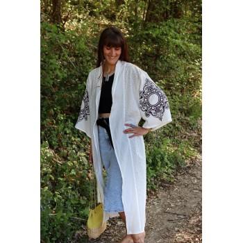 Modèle Unique Kimono Long...