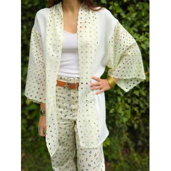 Modèle Unique Kimono Coton...
