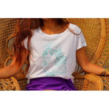 "T-Shirt ""Esmeralda""..."