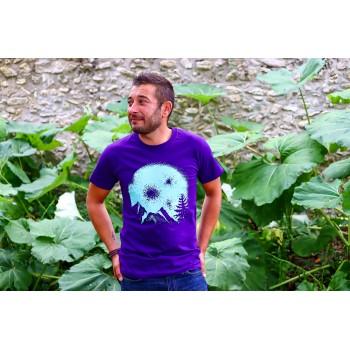 "T-Shirt Homme ""Lune""..."